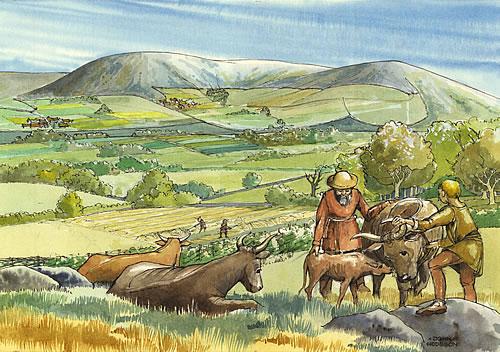 Celtic Village Heroes De